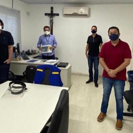 Eventos Pós Pandemia: Abrape se reúne com órgãos competentes