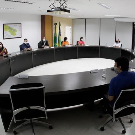 Abrape participa de reunião do governo e retomada de eventos começa no dia 21 de setembro
