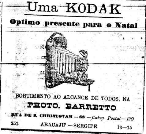 Uma kodak - Correio de Aracaju, 28 de dezembro de 1926.jpg