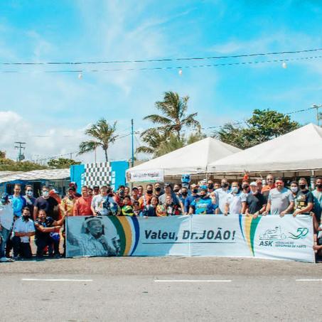 Campeonato Sergipano de Kart homenageia João Alves Filho