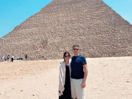 No Egito