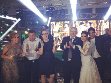Casados e felizes - #CasamentoKaeJC