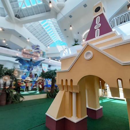 Shopping celebra o São João com espaços interativos, delícias típicas e boas recordações
