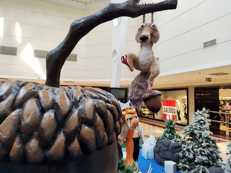 Encontre a noz gigante e ganhe um sorvete do Bob´s no Shopping Jardins