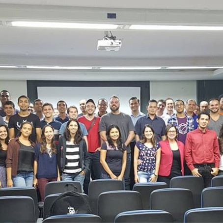 Auditório do ILBJ recebe encontro de empreendedores