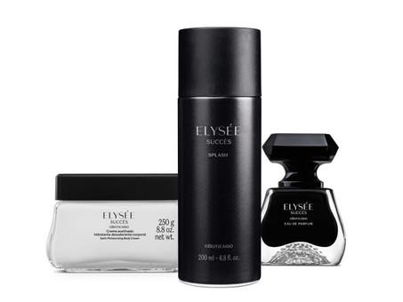 Elysée Succès é a nova aposta em perfumaria do Boticário