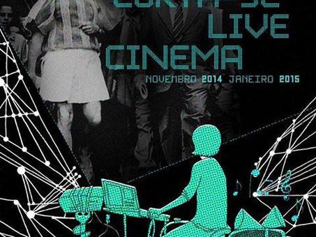 Curta-SE Live Cinema