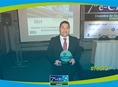 Ideastek ganha prêmio na eCIO