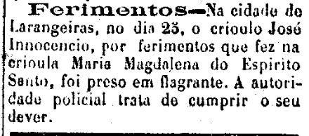 Criolo bate criola - Jornal do Aracaju, 4 de fevereiro de 1872.jpg