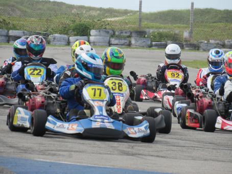 Primeira etapa do Campeonato do Nordeste de Kart chega ao fim em Aracaju
