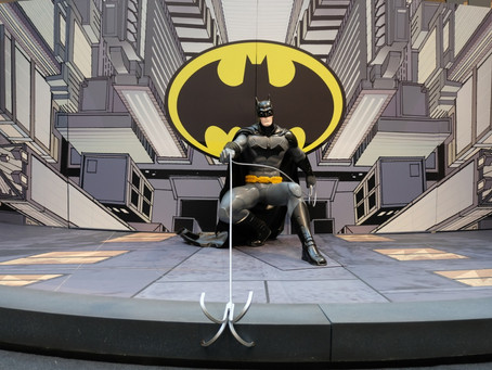 Museu do Batman é a atração inédita das férias de julho em Shopping da Capital Sergipana