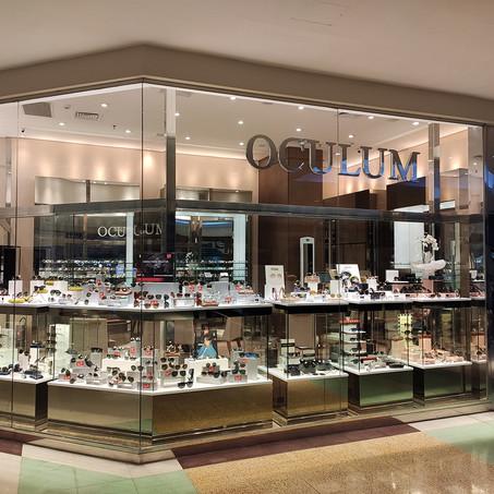 Oculum inaugura no Shopping Jardins