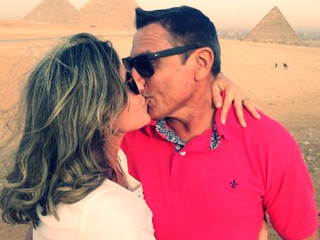 Férias no Egito