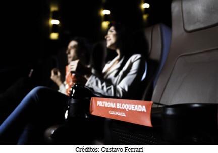 Cinemark reabre salas de Cinema em Aracaju