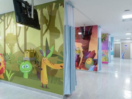 Inaugurada a nova Pediatria do Hospital Primavera