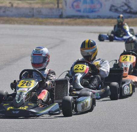 Campeonato Sergipano de Kart retorna neste sábado com evento só para pilotos
