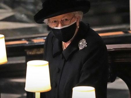 Família Real Britânica se despede do Príncipe Philip