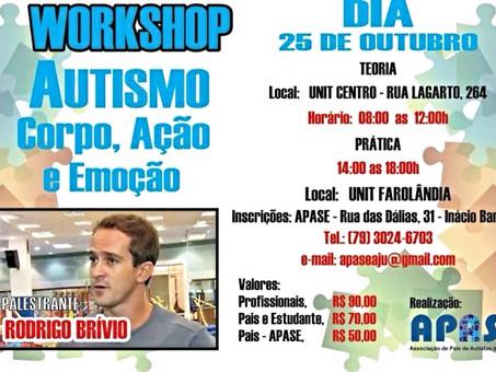 Workshop com Rodrigo Brivio
