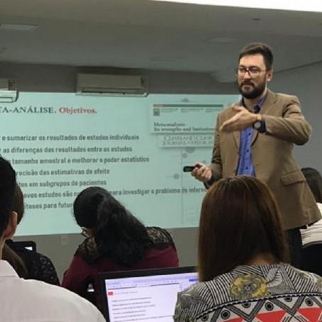 Professor da UFS tem artigo publicado na PAHO
