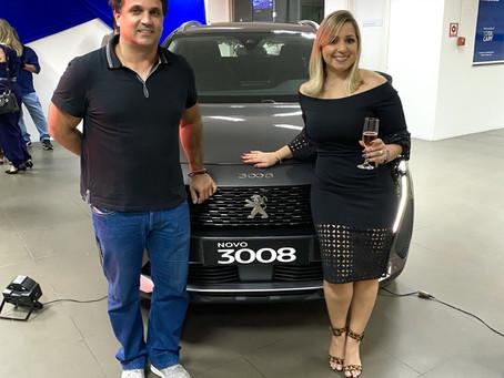 Gama Peugeot apresenta o novo 3008 aos sergipanos