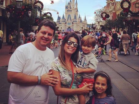 Disney em família