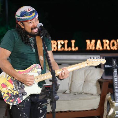 LIVE DE BELL MARQUES ARRECADOU R$ 740 MIL PARA HOSPITAL ARISTIDES MALTEZ