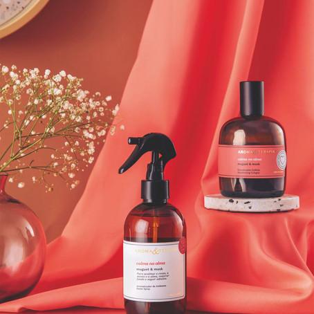 O Boticário inova com nova marca de perfumaria inspirada na aromaterapia