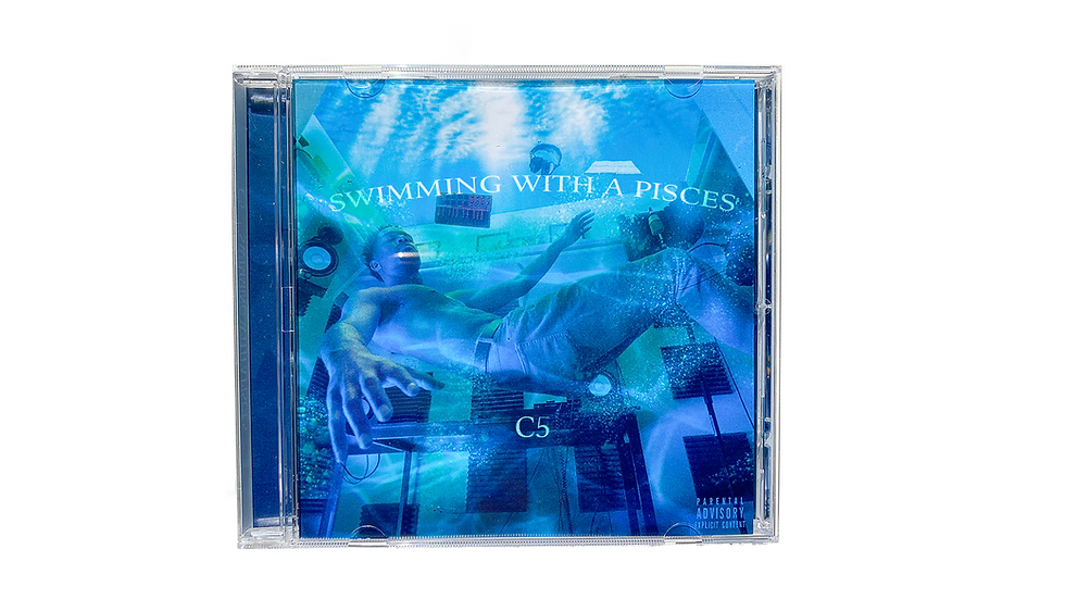 Physical CD; Artist: C5; Title: Swimming With A Pisces