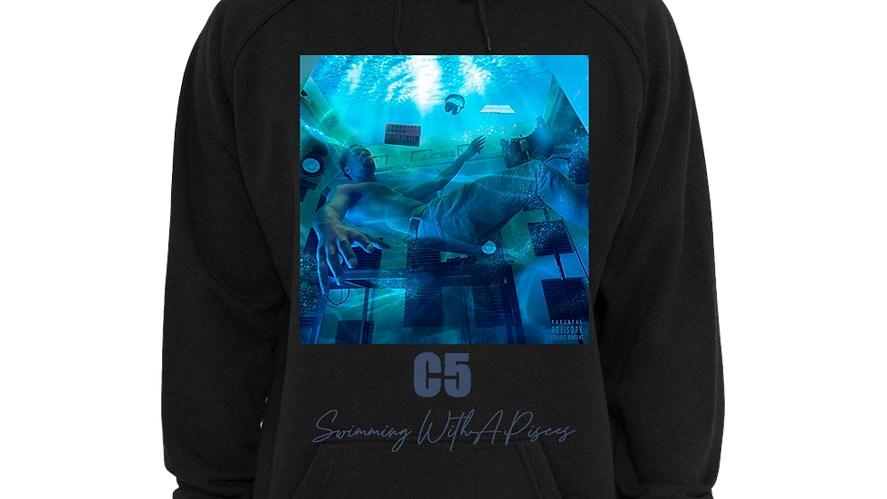 Swimming With A Pisces Hoodie