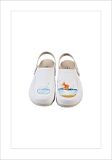 Wash'Go - Clogs with Straps