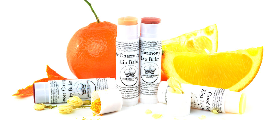 Lip Balm - Orange Jasmin