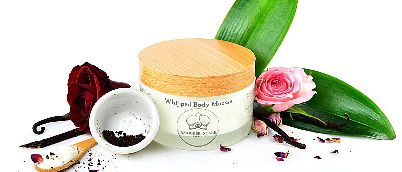Whipped Body Mousse - Sweet Rose