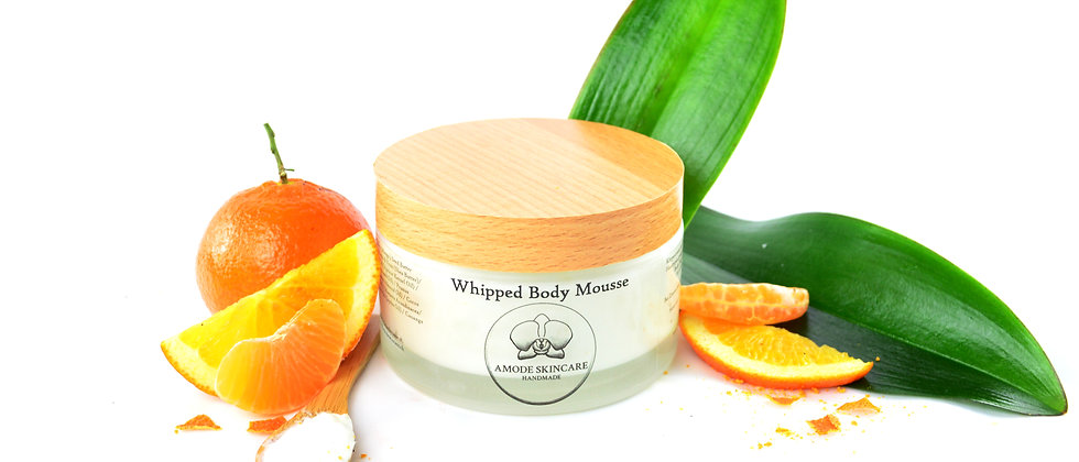 Whipped Body Mousse - Juicy Orange