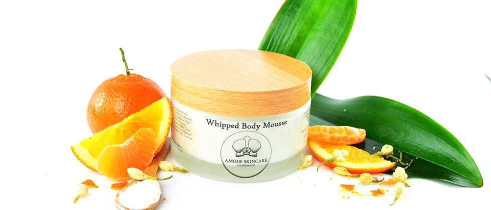 Whipped Body Mousse - Orange Jasmin