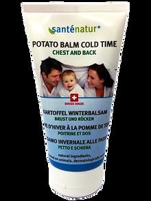 Potatocream - Hand, Feet & Skin (no fragrance)