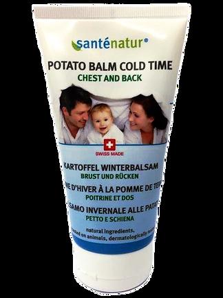 Potatocream - Cold Times
