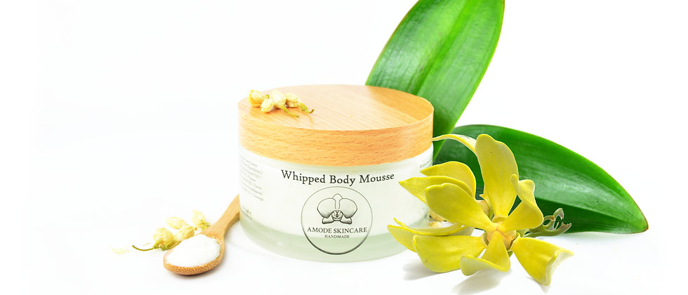 Whipped Body Mousse - Be Charming