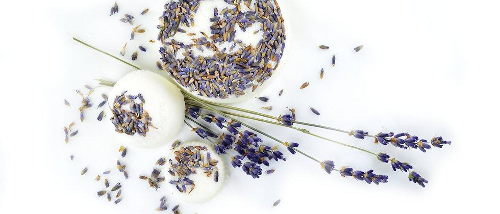 Bath Melts - Pure Lavender