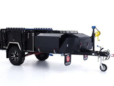 MARS Rover Lifestyle rear fold