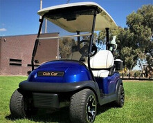 Club Car Precedent MTTS Custom 2017 Golf Cart - 48V