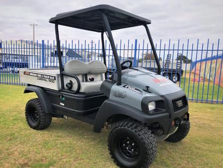 2019 Club Car CarryAll 1500 IntelliTrak 4x4