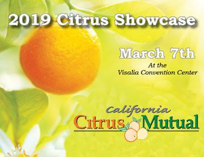 March 7th, Citrus Showcase