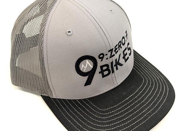 9:ZERO:7 Trucker Hat