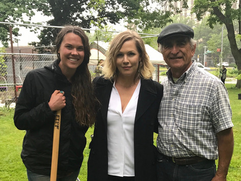 Actress Jennie Garth on launching the 'Fruit Tree Project'