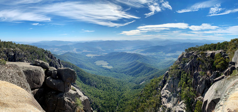 Mt Buffalo View