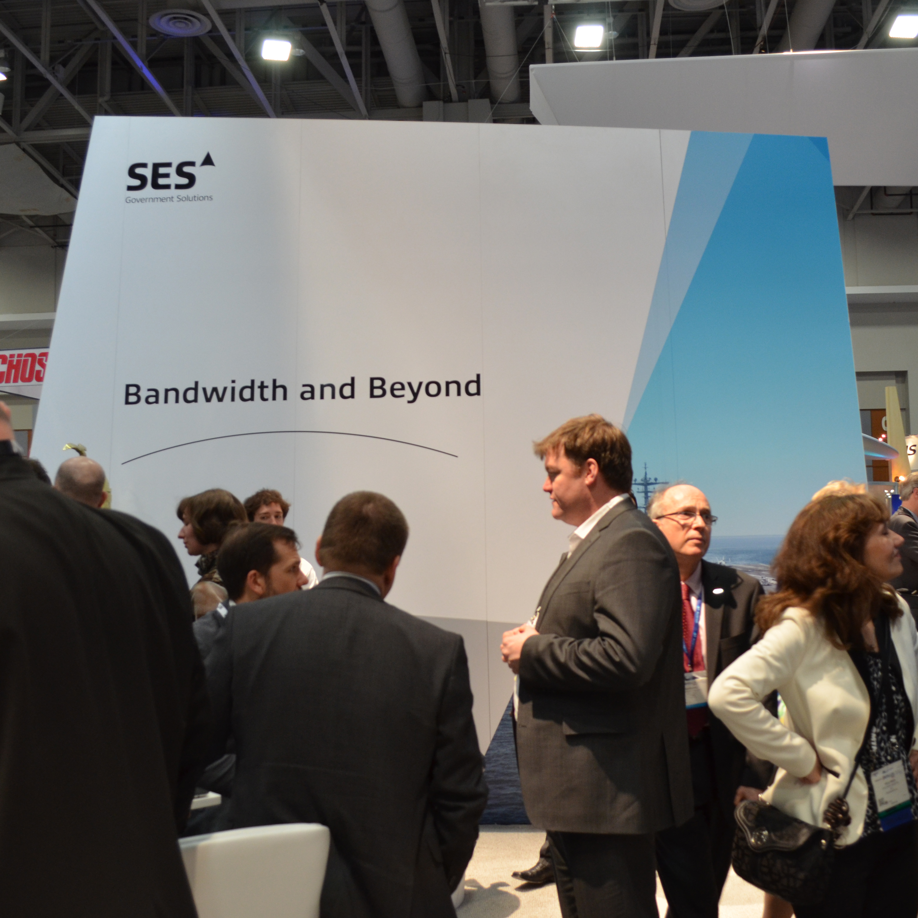 SES Booth
