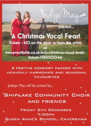 A Christmas Vocal Feast 2019