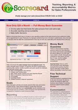 e-scorecard-screen-shot