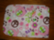 Stitched Simply Sweet Diaper Wipe Cases