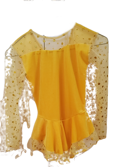 Yellow Freestyle Dress